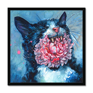 Yawn | Buy Contemporary Art UK | Mgallery, This is the Best Place to Buy Contemporary Art UK online! Browse the collection of high quality Animal Wall Art prints suitable for any occasion. -mgallery