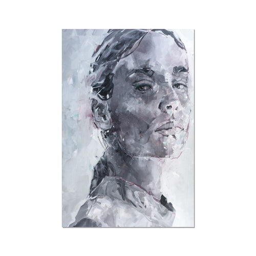 Lady 31 Portrait | Gallery Wall Art Print | MGallery, Beautiful Living Room Wall Art Prints for you! Find a wide range of New Portrait Wall Art Prints at MGallery. Delivered ready to hang.-Fine art-mgallery