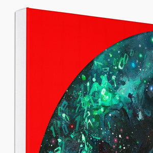 Crypto Styx | Contemporary Abstract Art | Mgallery, Design your home with Beautiful Contemporary Abstract Arts. Shop Beautiful Acrylic Painting on Canvas at Mgallery. Available Worldwide Shipping!-mgallery