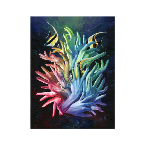 Ontology Of Touch | Luxury Art Paintings | Mgallery, MGallery is the best way to find the Luxury Art Paintings for decorating your bedroom. We have a beautiful collection of Luxury Colourful Wall Art Paintings, Buy now!-mgallery