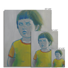 Load image into Gallery viewer, 'Child -16' by Vincenzo Sgaramella Fine Art Print