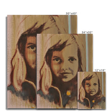 Load image into Gallery viewer, 'Child -18' by Vincenzo Sgaramella Canvas