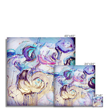 Load image into Gallery viewer, 'Violet Flowers' by Andrea Ehret Fine Art Print