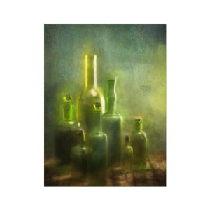 Waldglas | Green Still Life Fine Art for Sale | MGallery , Beautiful Green Still Life Fine Art Prints for you! Find a wide range of Amazing Green Still Life Art Prints at MGallery. Delivered ready to hang.-mgallery