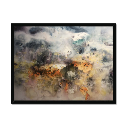 Abstract Landscape 4 | Urban Landscape Art | MGallery, Create your own gallery wall with Urban Landscape Art for Sale! Decorate your walls with Abstract Landscape Art Prints online. Fast delivery!-mgallery