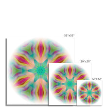 Load image into Gallery viewer, 'Light Mandala 1' by Michael Banks Fine Art Print