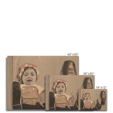 Load image into Gallery viewer, 'Child - 6' by Vincenzo Sgaramella Canvas
