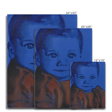 Load image into Gallery viewer, 'Child - 5' by Vincenzo Sgaramella Canvas