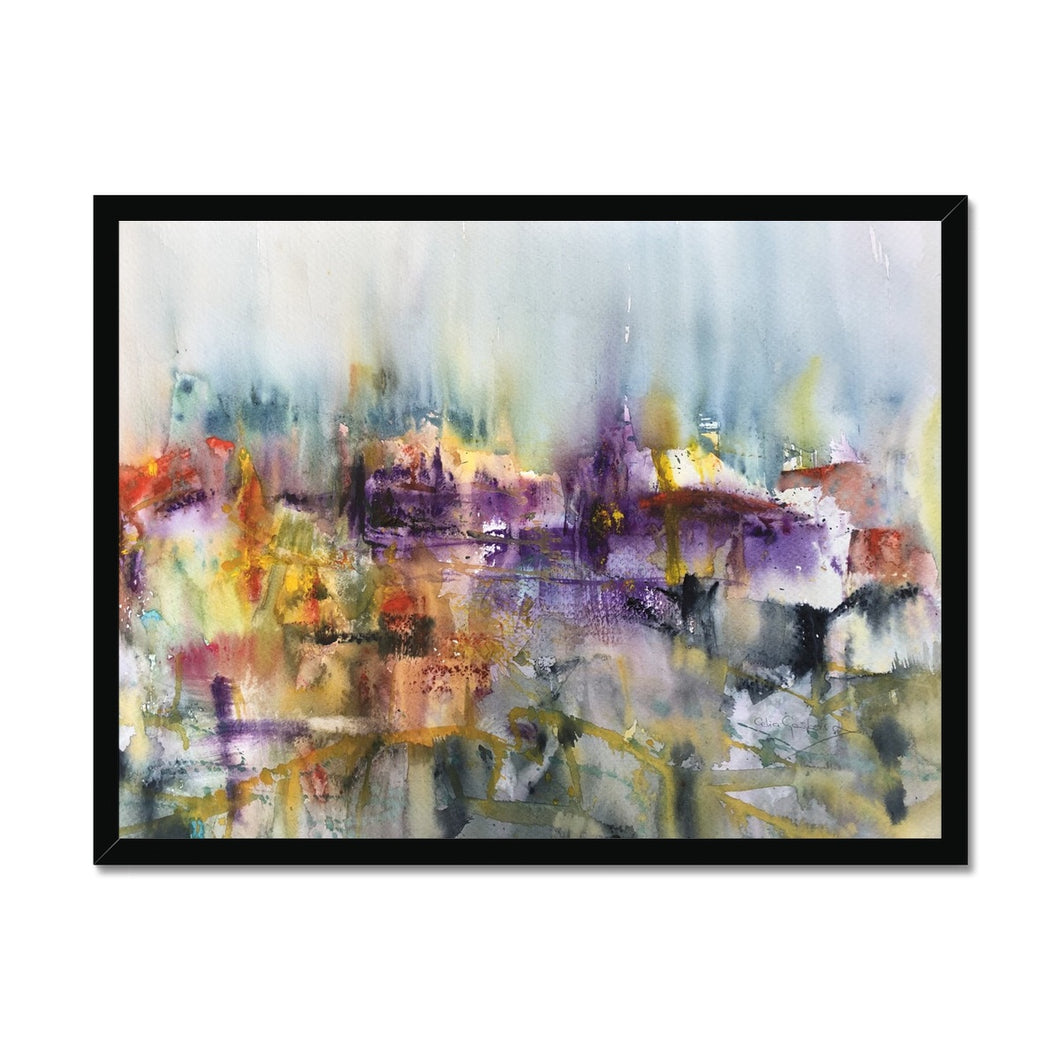 Urban Landscape | Colorful Abstract Art Prints | MGallery, Shop Best Framed Colorful Abstract Art Prints Online! Just place your order online and everything you need will be delivered right to your doorstep.-mgallery