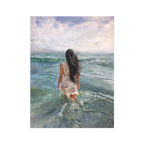 Fever Dream | Girl Wall Art Paintings | MGallery, MGallery is the best way to find the Girl Prints Wall Art UK for decorating your bedroom. We have a beautiful collection of Girl Wall Art Paintings, Buy now!-mgallery