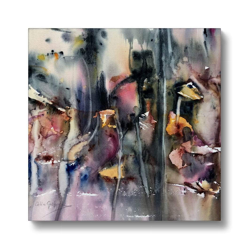 Jungle of Plants | Abstract Art Canvas Paintings | MGallery, Contemporary Abstract Art for Sale! We bring the best collection of Framed Abstract Art Gallery to decorate your home. Available Worldwide Shipping.-mgallery
