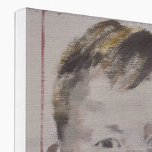 Load image into Gallery viewer, 'Child -14' by Vincenzo Sgaramella Canvas
