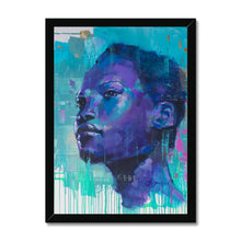 Load image into Gallery viewer, Lady 20 Portrait | Portrait Wall Art Prints | MGallery, Shop Portrait Wall Art Prints created by Roman Gulman. A fantasy colorful women portrait wall arts in abstract and pop art style.-Fine art-mgallery