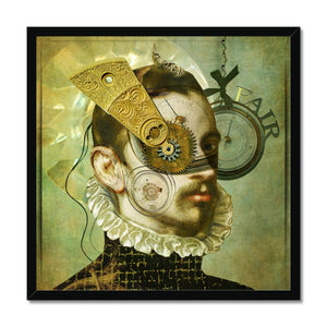 A Fair Portrait | Protrait Framed Print for Sale | MGallery, Design your home with Beautiful Portrait Framed Print you'll love. This Portrait Framed art print wall art is part of the Framed print collection available at Mgallery.-mgallery