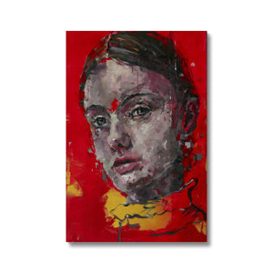 Lady 3 Portrait | Luxury Canvas Wall Art Print | MGallery, Shop Luxury Wall Art Decor from MGallery and you will find wide range of Canvas Wall Art Prints decorate the walls of your home.-Fine art-mgallery