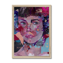 Load image into Gallery viewer, Lady 21 Portrait | Framed Prints for Bedroom | MGallery, Find your Best Framed Prints for Bedroom at MGallery. All Framed art prints UK are professionally printed with high quality paper materials.-Fine art-mgallery