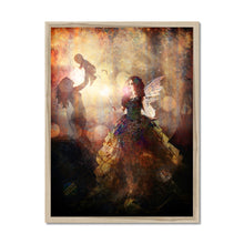 Load image into Gallery viewer, 'Whispa 90' by Margaret Weir Framed Print