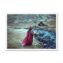 Load image into Gallery viewer, 'Stranger' by Katerina Klio Framed Print