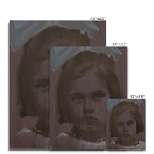 Load image into Gallery viewer, 'Child -12' by Vincenzo Sgaramella Canvas