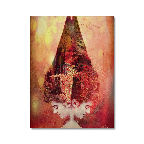 1910 Woman | Woman Digital Art Canvas Wall Art | MGallery, MGallery is the best way to find the Beautiful Woman Digital Art for decorating your bedroom. We have a beautiful collection of Woman Digital Art Canvas Wall Art, Buy now!-mgallery