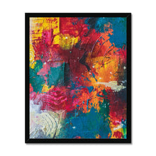 Load image into Gallery viewer, 'Purity with Muse' by Kawsar Ahmed Framed Print