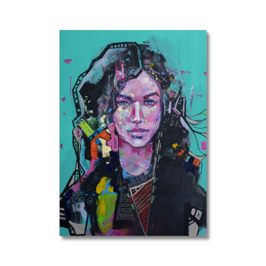 Women Paintings by Roman Gulman | Canvas Print | MGallery, MGallery is the best way to find the perfect canvas art prints for your bedroom. Canvas Art Prints for sale online with fast shipping.-Fine art-mgallery
