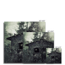 Load image into Gallery viewer, 'Abandoned Hut' by  Dirk Wüstenhagen Canvas