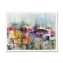 Load image into Gallery viewer, Urban Landscape | Colorful Abstract Art Prints | MGallery, Shop Best Framed Colorful Abstract Art Prints Online! Just place your order online and everything you need will be delivered right to your doorstep.-mgallery