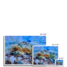 Load image into Gallery viewer, Wild Nature | Art Deco Watercolour Paintings | MGallery, Discover Quality Art Deco Watercolour Paintings for your bedroom, living room or office room. Shop our unique collection of Beautiful Abstract Watercolour Art UK.-mgallery