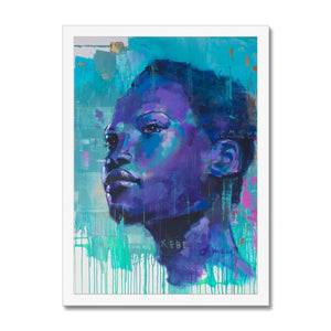 Lady 20 Portrait | Portrait Wall Art Prints | MGallery, Shop Portrait Wall Art Prints created by Roman Gulman. A fantasy colorful women portrait wall arts in abstract and pop art style.-Fine art-mgallery