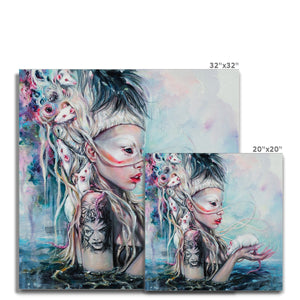 Yolandi | Buy Colourful Art Prints UK | Mgallery, Style your spaces with Best Woman Canvas Wall Art Prints. Buy Colourful Art Prints UK from MGallery. Get Inspired With Amazing UK Art! -mgallery