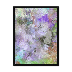 'Art Therapy No.3' by Nickelight Framed Print