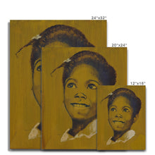 Load image into Gallery viewer, 'Child - 9' by Vincenzo Sgaramella Canvas