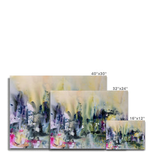 Urban Landscape 2 | Painting Abstract Art on Canvas | MGallery, Find Painting Abstract Art on Canvas from MGallery! You can design your gallery wall with Best Abstract Wall art Canvas Prints. Available Worldwide Shipping!-mgallery