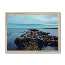 Load image into Gallery viewer, 'Solitude' by Katerina Klio Framed Print