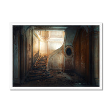 Load image into Gallery viewer, 'Central' by Theresa Niemann Framed Print
