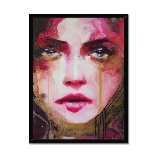 Red Series I | Acrylic Portrait Pop Art Prints | MGallery, Buy Beautiful Acrylic Portrait Pop Art Prints! Add a unique style to your home with our Modern Acrylic Framed Arts UK, all at best prices and worldwide shipping available!.-mgallery