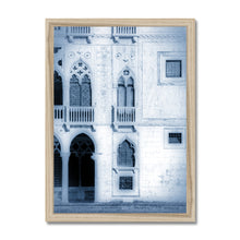 Load image into Gallery viewer, 'Venice Vintage 11' by Michael Banks Framed Print
