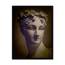 Load image into Gallery viewer, 'Statuesque 1' by Michael Banks Framed Print