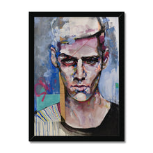 Load image into Gallery viewer, Man 1 Portrait | Shop Quality Framed Prints | MGallery, Shop Quality Framed Prints at MGallery! Decorate your walls with Designer Wall Art Prints Online. Fast Worldwide Delivery Available! -Fine art-mgallery