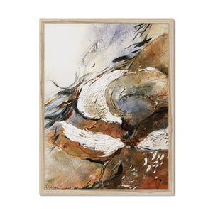 'Angels' by Andrea Ehret Framed Print