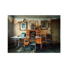 Load image into Gallery viewer, 'Working from home' by Theresa Niemann Fine Art Print