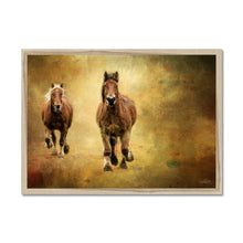 Load image into Gallery viewer, 'Home Coming' by Cathy Labudak Framed Print