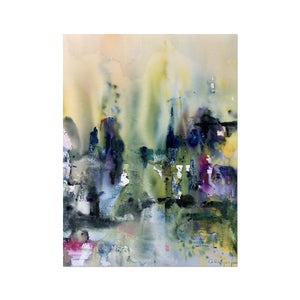 Urban Landscape 2 | Modern Abstract Artwork | MGallery, The shop is now live! You can choose Modern Abstract Artwork with various sizes from MGallery to make your home unique. Delivered ready to hang.-mgallery