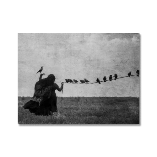Birds In The Hand | Online Art Print Shop | MGallery, Find your Online Art Print Shop! Add a unique style to your home with our Black and White Digital Art Prints, all at best prices and worldwide shipping available!.-mgallery