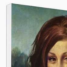 Load image into Gallery viewer, Mona Makeover | Popular Canvas Art Prints | MGallery, Buy Popular Canvas Art Prints Online! All Popular Canvas Art Wall Prints are professionally printed, framed, assembled, and shipped within 4-5 business days.-mgallery