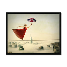 Load image into Gallery viewer, Above The Fray | High Quality Digital Framed Art Prints | MGallery, Buy your beautiful High Quality Digital Framed Art Prints from MGallery. Check out our 100% high quality fine art prints with available worldwide shipping. Delivered ready to hang.-mgallery