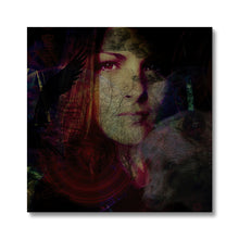 Load image into Gallery viewer, Ash_edit GI 80 | Abstract Portrait Art for Sale | MGallery, Abstract Portrait Art for Sale at MGallery! Our Abstract Portrait Art Canvas prints are available in a variety of sizes and good quality. 100 year colour guarantee.-mgallery