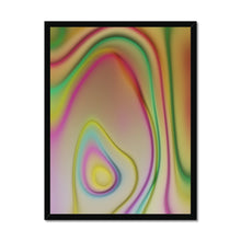 Load image into Gallery viewer, 'Elysian 3' by Michael Banks Framed Print