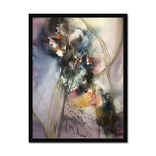 Load image into Gallery viewer, Abstract Flowers | Abstract Flower Paintings | MGallery, MGallery is the best way to find the Abstract Flower Paintings for decorating your bedroom. We have a beautiful collection of Abstract Watercolor Arts, Buy now!-mgallery